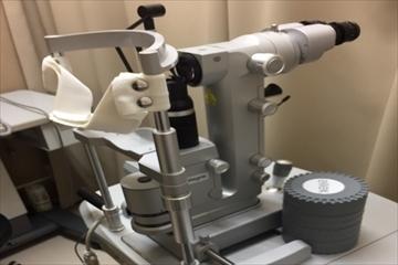 網膜光凝固(レーザー)装置